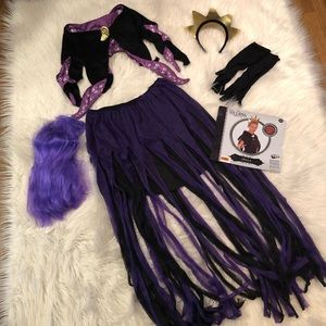 Disney's Villan Ursula costume